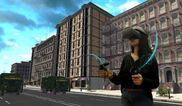VR Geomount